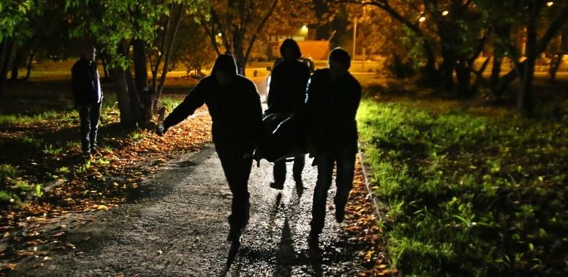 Побег с мертвецами. Ночью из осажденного морга в Екатеринбурге вынесли 40 покойников