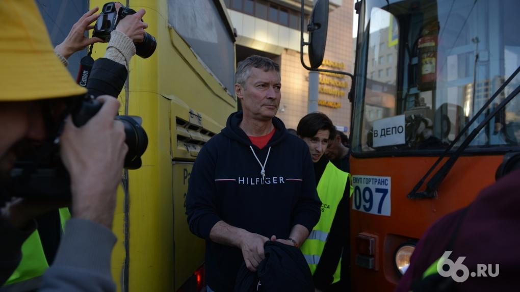 Евгений Ройзман отказался от Госдумы и собирается на выборы губернатора Свердловской области