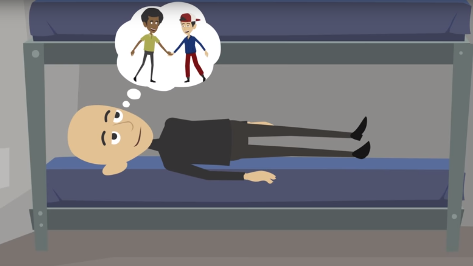 СК снял мультфильм о том, как подростков сажают за репосты в соцсетях. Треш-видео