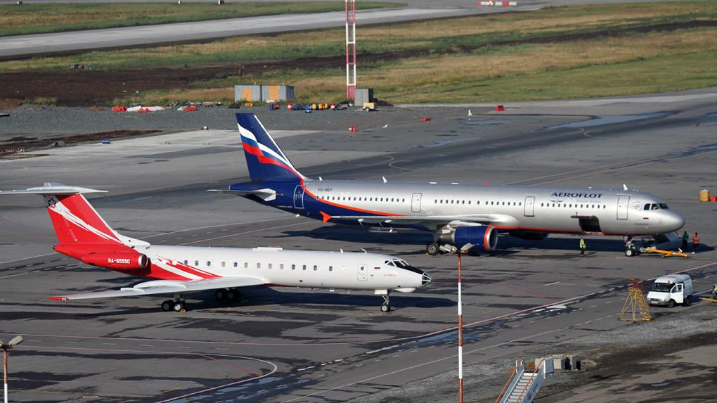 Минтранс сказал о планах поделить авиакомпании нагруппы поуровню долга