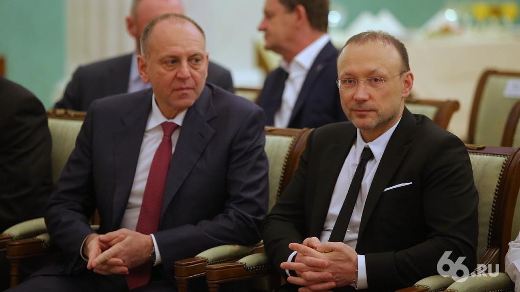 Глава РМК Игорь Алтушкин отказался от звания почетного гражданина Екатеринбурга