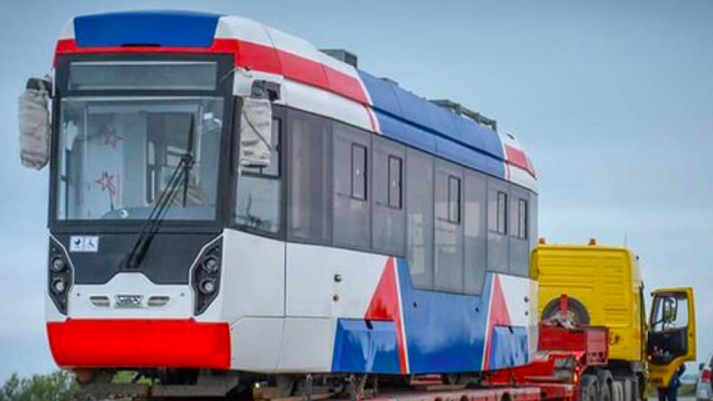 Крым закупил 27 узкоколейных трамваев из Екатеринбурга