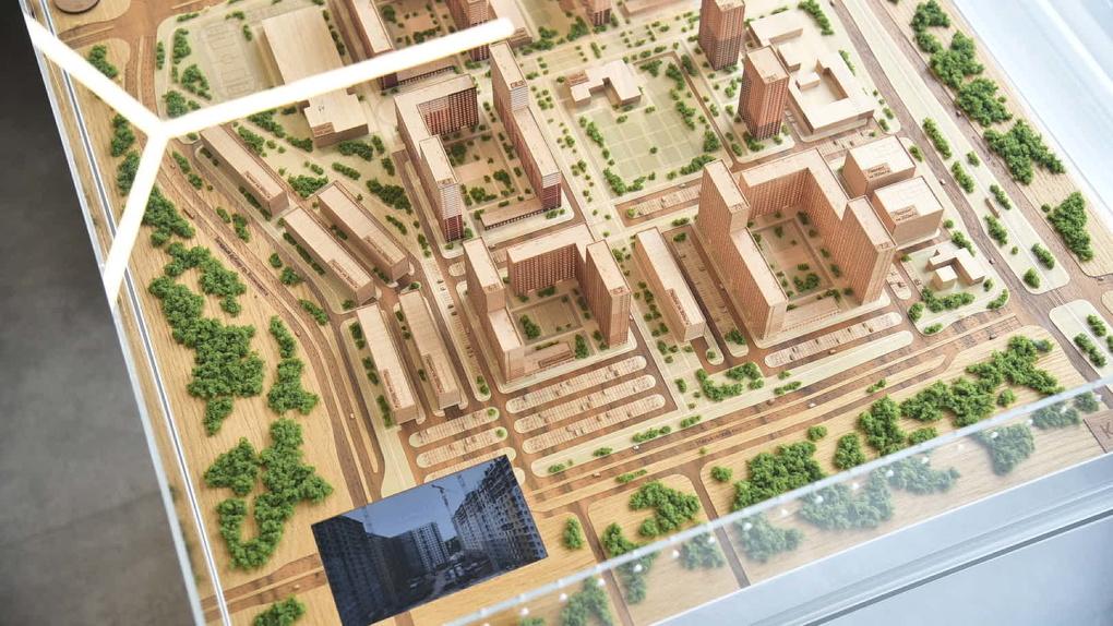 В промзоне за железнодорожным вокзалом построят жилье для 80 тысяч человек. Новый план реновации района