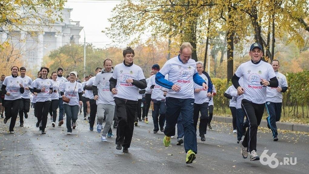 Для отмененного «Кросса нации» заказали футболки на 3,5 млн рублей
