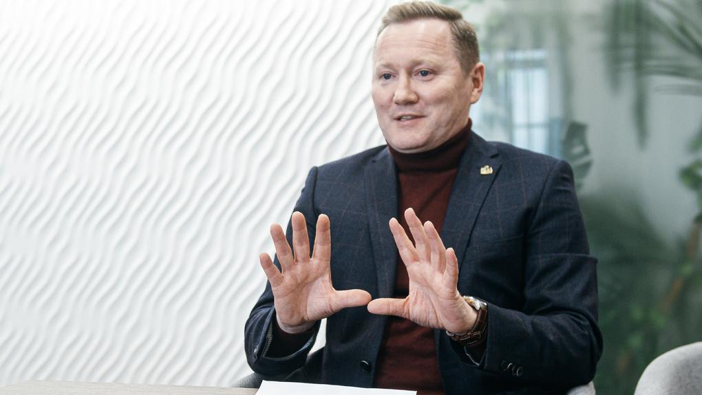 «Каждый год мы просто выкидываем около 400 млн рублей». Первое интервью нового гендиректора «Водоканала»