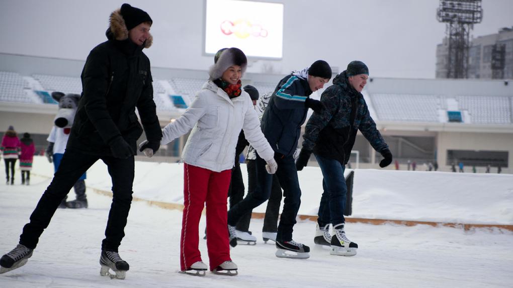 В Екатеринбурге появится школа фигурного катания. Инвестор уже нашелся