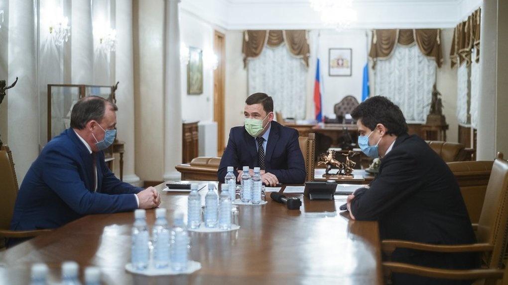 Екатеринбург остался без власти. Город покинули губернатор, исполняющий его обязанности и мэр