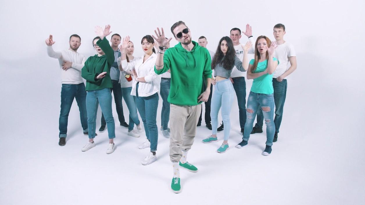 В Екатеринбурге сняли клип про Уралмаш и майонез