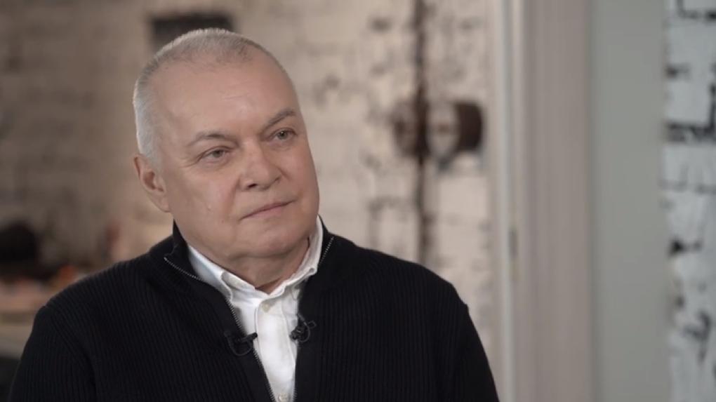 Дмитрий Киселев назвал Владимира Путина «отцом России». Шесть цитат идеолога гостелеканала