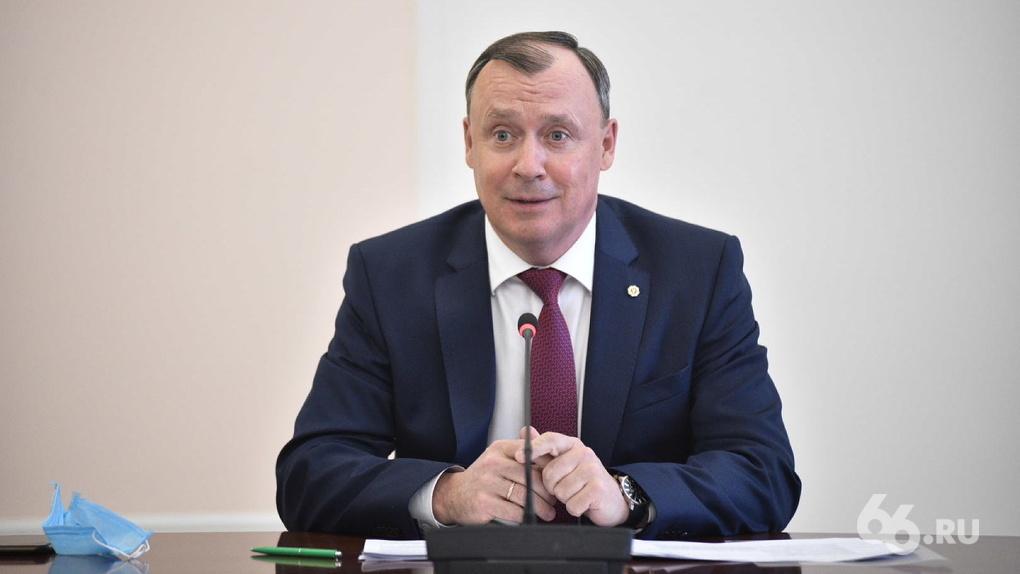 Алексей Орлов назвал точные сроки строительства трамвайной ветки в Академический