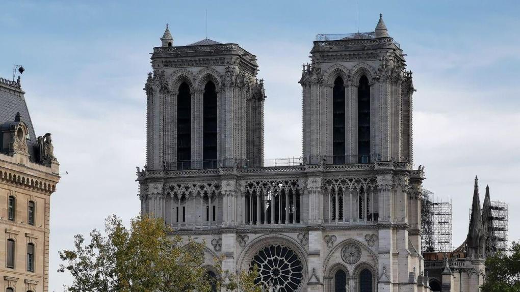 Франция позовет Россию восстанавливать собор Парижской Богоматери после пожара. Как он выглядит сейчас