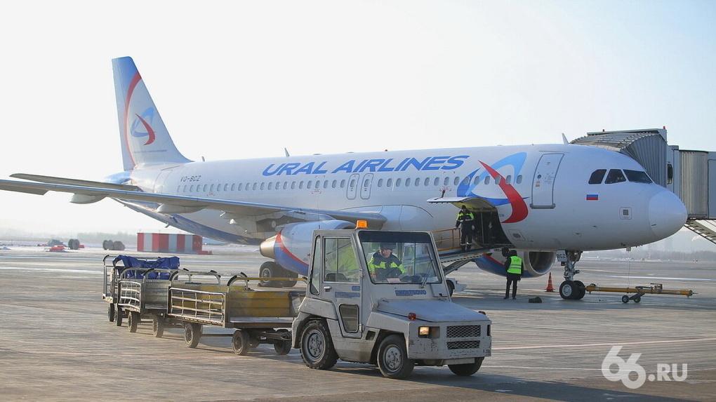 «Уральские авиалинии» отменяют рейсы из-за коронавируса
