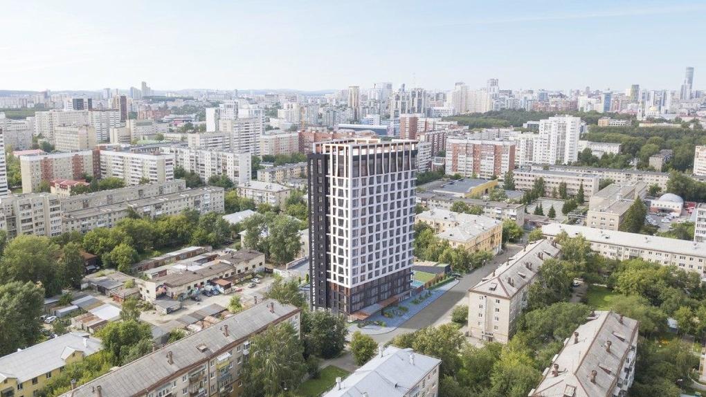 СКОН выкупил у ТЭН участок под строительство многоэтажки на Автовокзале. Подробности проекта