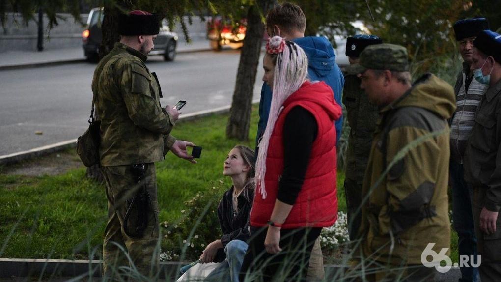 Дмитрий Песков рассказал, каким образом казаков будут брать на службу в Росгвардию