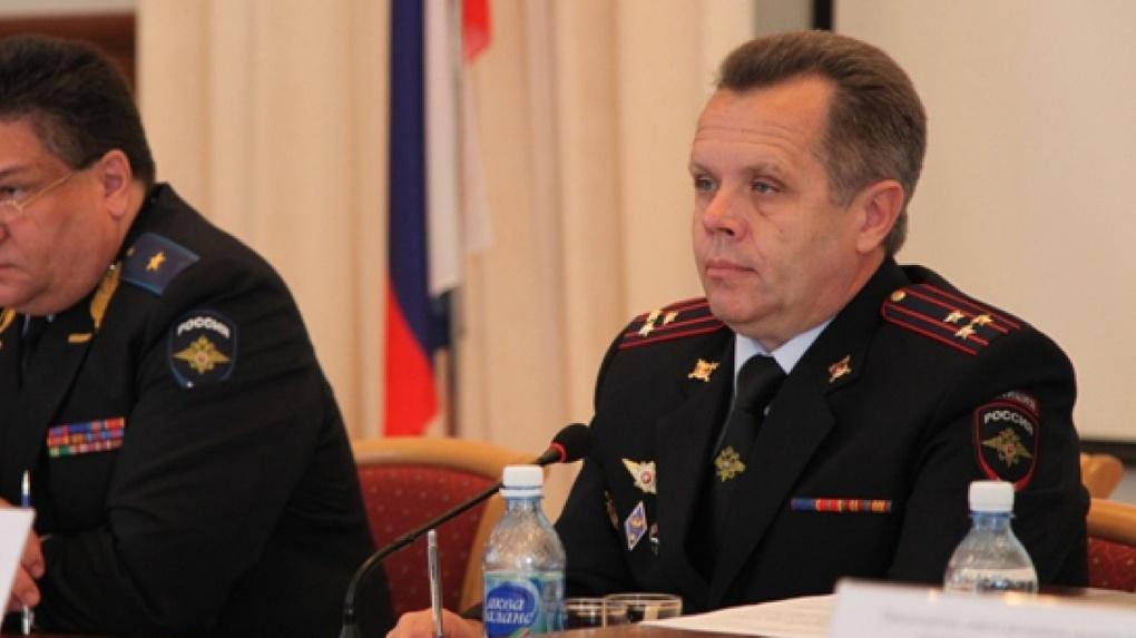Бывшего замначальника свердловской полиции Романюка отправили под домашний арест