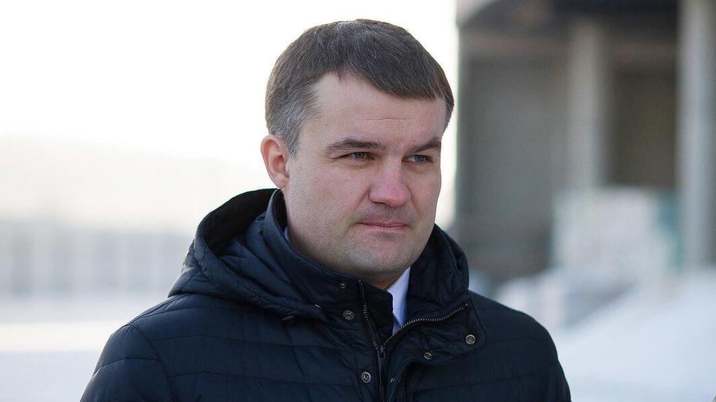 Строительный вице-мэр Екатеринбурга официально ушел из администрации