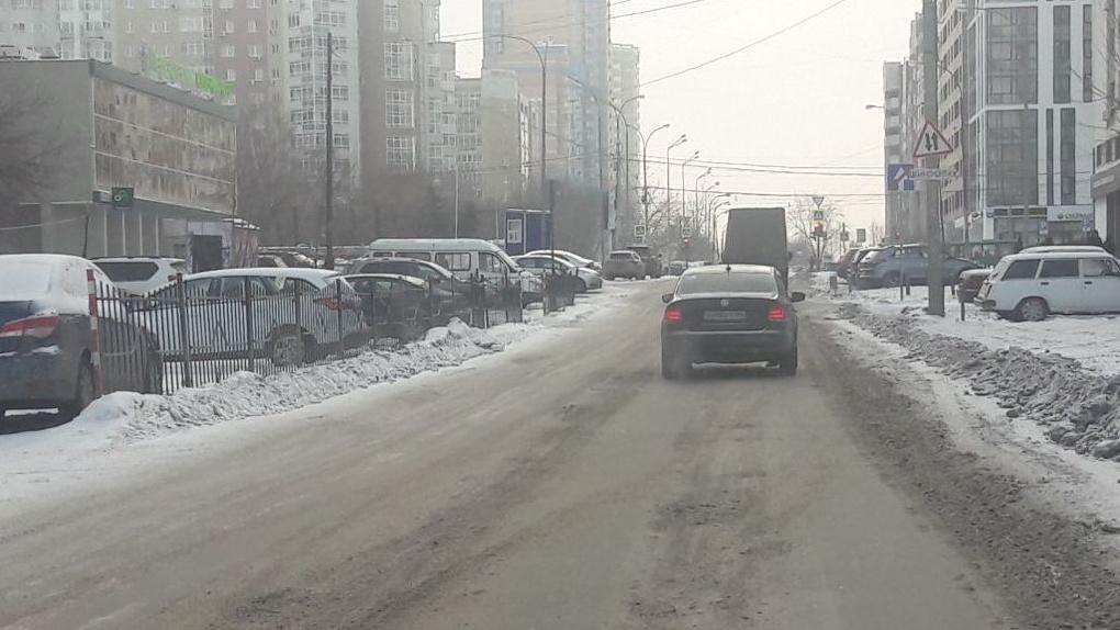 ГИБДД нашла виновника постоянных ДТП в Екатеринбурге