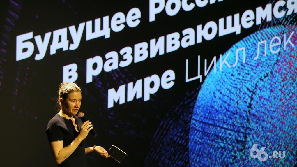 «Нас ждет глобальная прозрачность». Екатерина Шульман – о будущем России, падении автократии и Путине