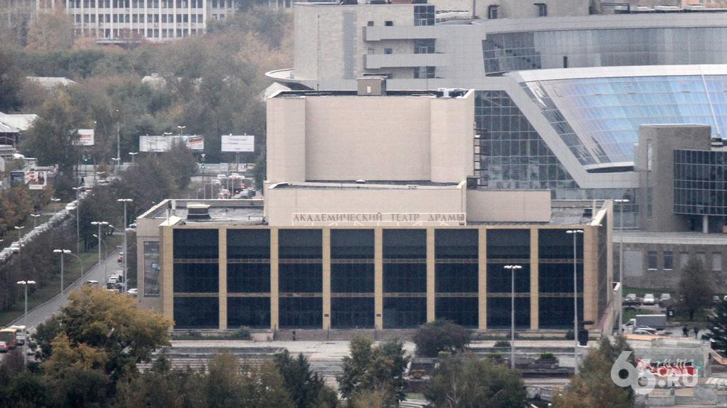 Реконструкция Театра драмы начнется через год