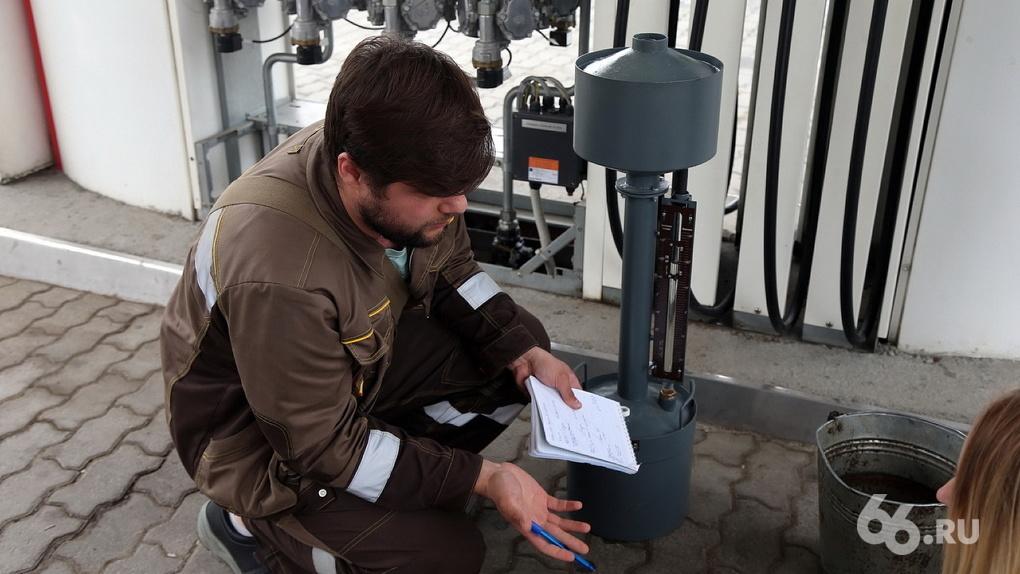 Занедолив бензина наАЗС предложено облагать штрафом