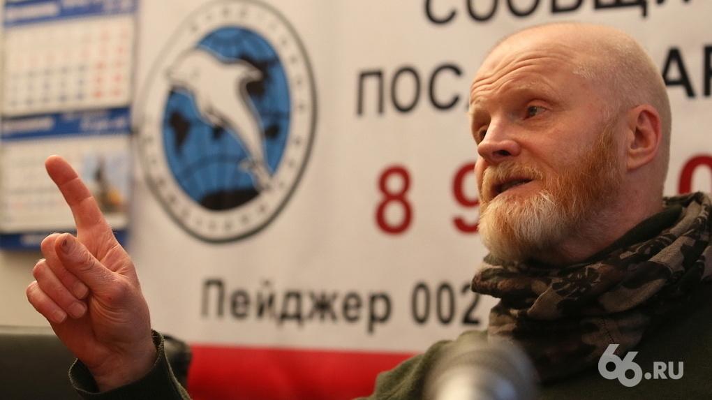 Андрей Кабанов уволился с должности президента фонда «Город без наркотиков»
