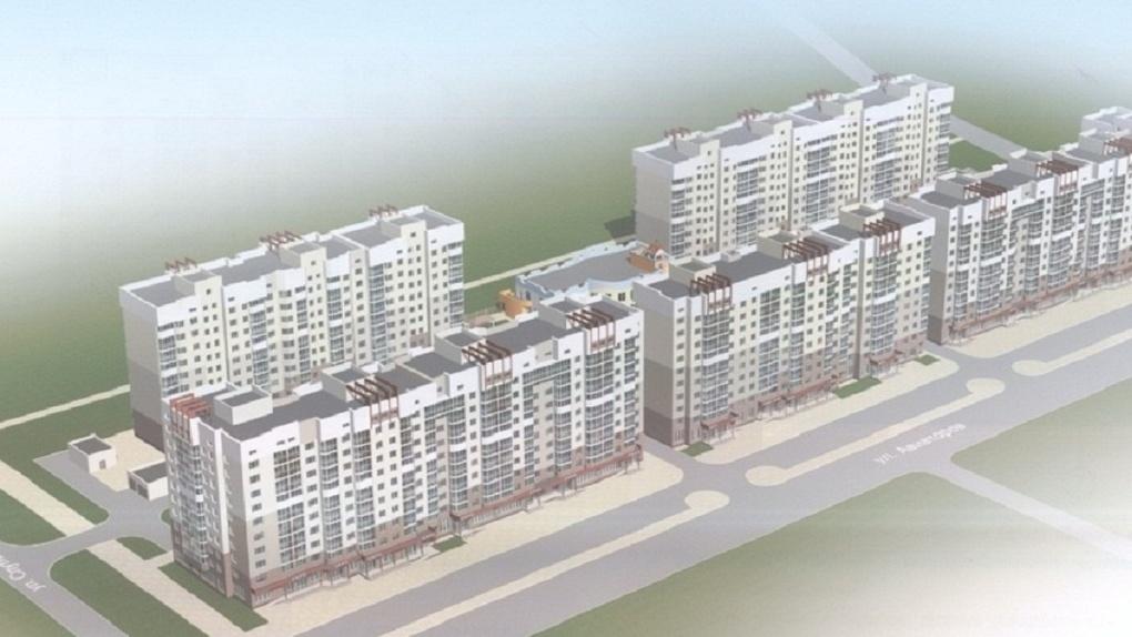 Власти окончательно решили, кто достроит проблемный ЖК «Кольцовский дворик»