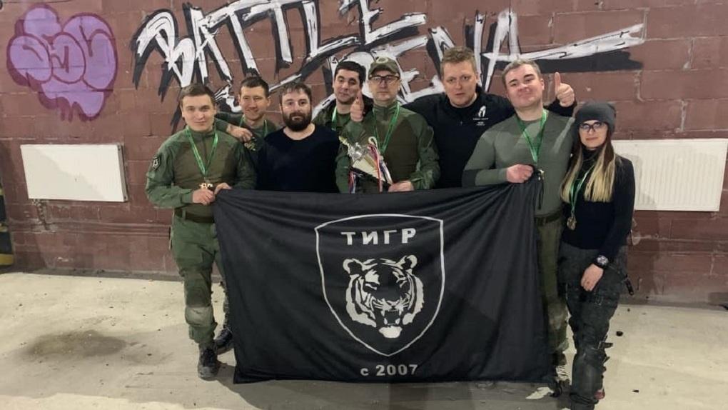 Страйкболисты из Екатеринбурга выиграли чемпионат России