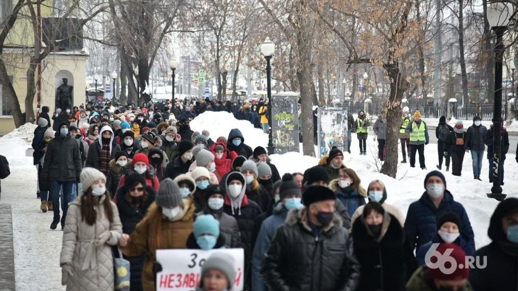 Юриста, защищавшего участников маршей за Навального, накажут за оскорбление суда в интернете