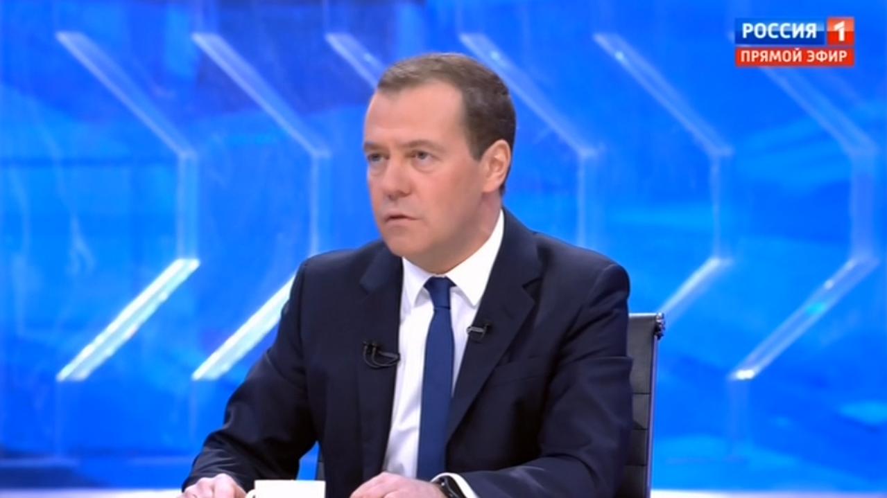 Нужны настоящие шаги поборьбе сбедностью— Медведев