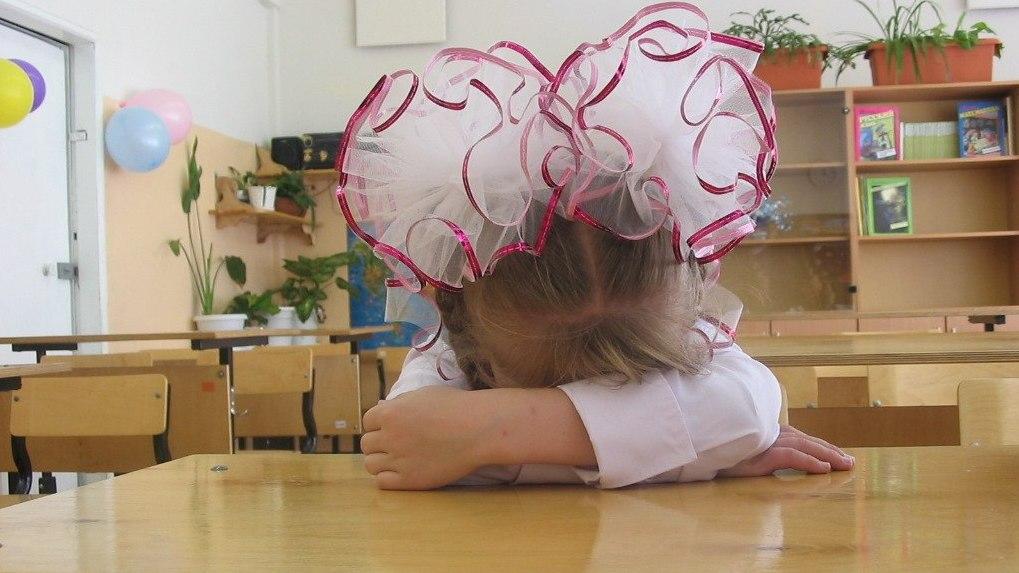 В шести школах Екатеринбурга не хватило мест для записи в первые классы