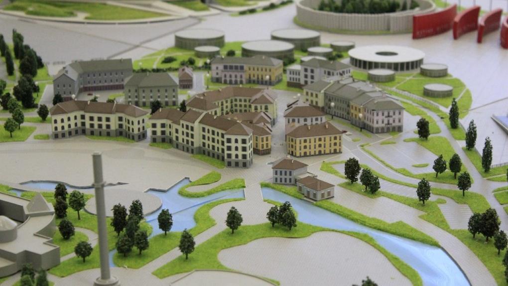 На окраине Екатеринбурга появится гигантский район на 150 тыс. человек. Проект поручили компании Prinzip
