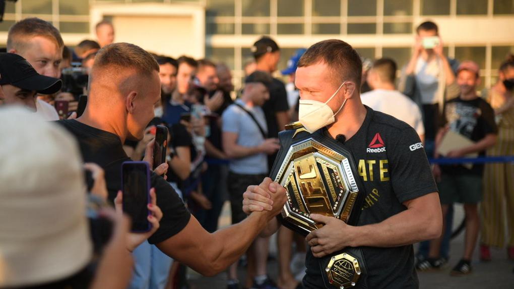 «Возможно, открою свою школу»: чемпион UFC Петр Ян рассказал о планах после завершения карьеры