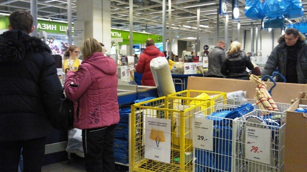 Почта Российской Федерации  покорила IKEA масштабом «маршрутной сети»— Размер имеет значение