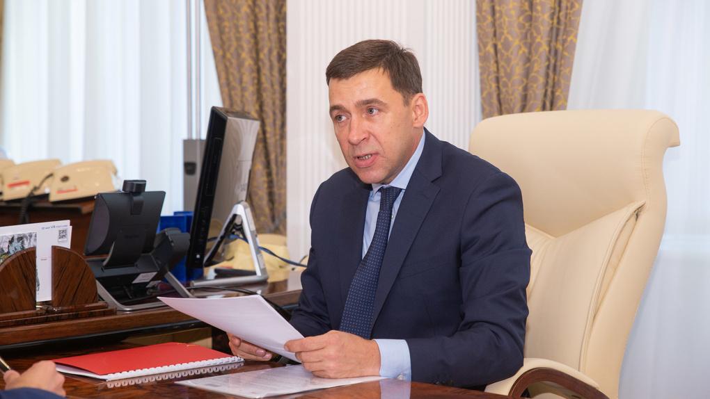Татьяна Голикова указала Евгению Куйвашеву на очереди и жалобы по поводу темпов вакцинации
