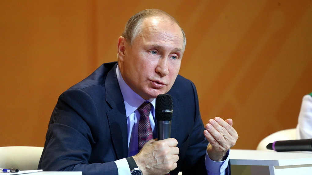 Владимир Путин продлил карантикулы до конца апреля
