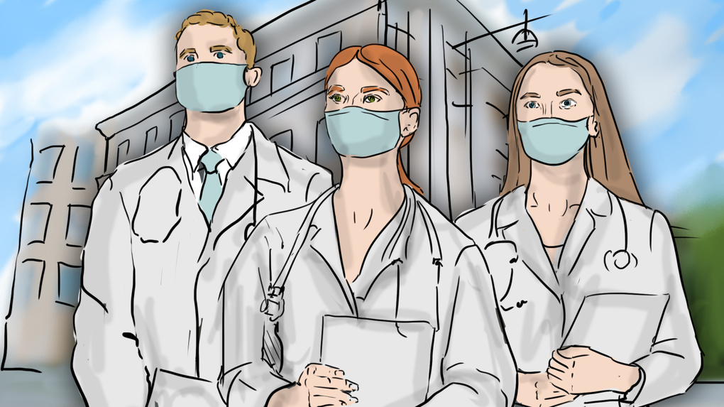 «Минздрав просто закрыл нами дыры». Истории студентов, оказавшихся на принудительной практике в больницах