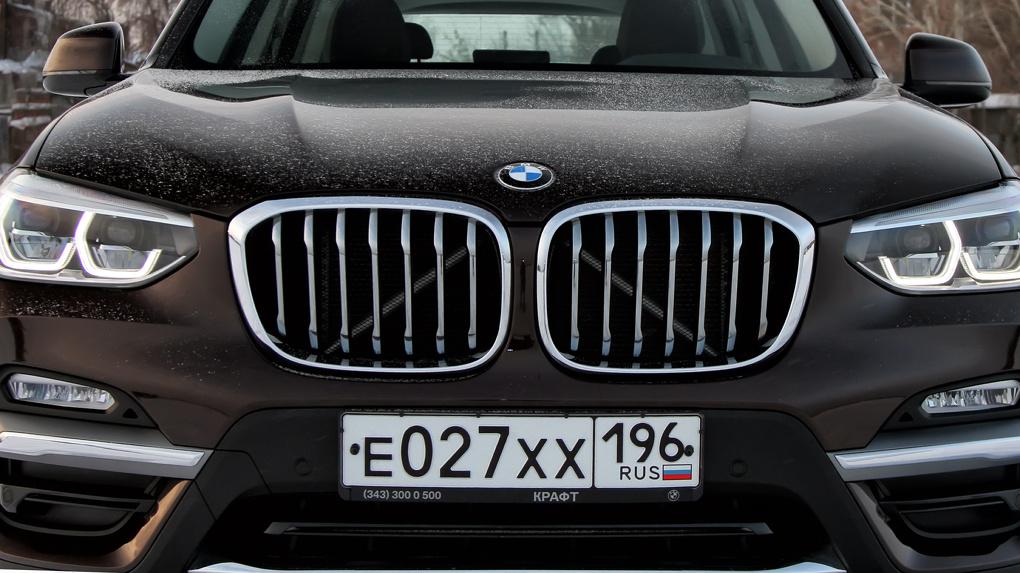 Мягкой посадки: первый тест BMW X3 (2018)