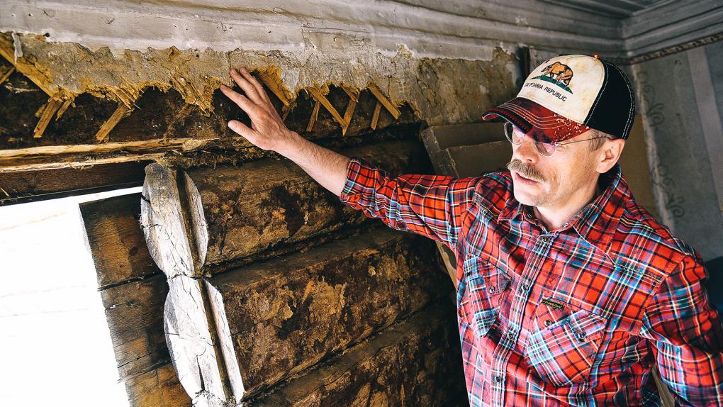 Владелец «Пенетрона» восстанавливает для туристов древнее село. Первая экскурсия по эко-этнодеревне
