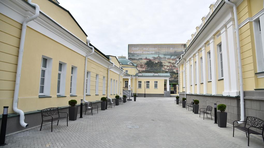 «Группа Синара» перестроила госпиталь на ВИЗе в музей. Как выглядит здание после реконструкции