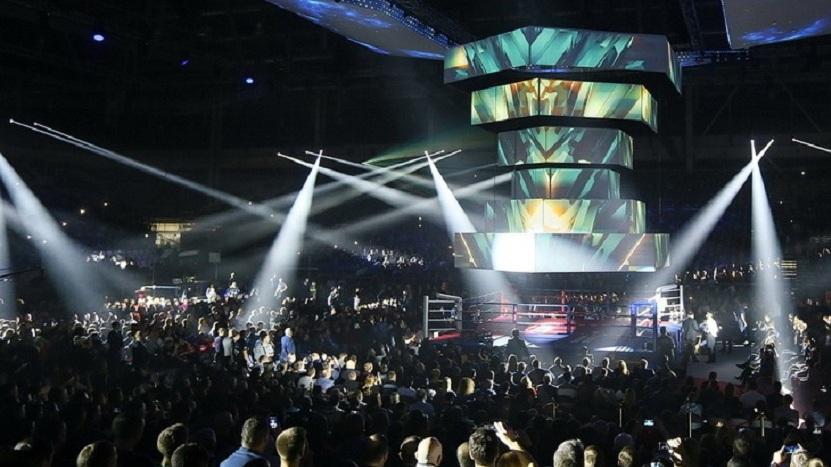 Два супербоя и Мейвезер в зале. Почему нельзя пропустить четвертьфинал Всемирной боксерской суперсерии