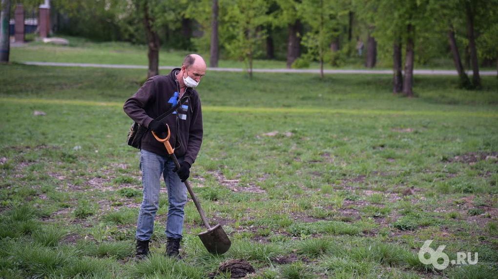УрГУПС продолжит строить бассейн в парке, несмотря на сопротивление горожан и отсутствие денег