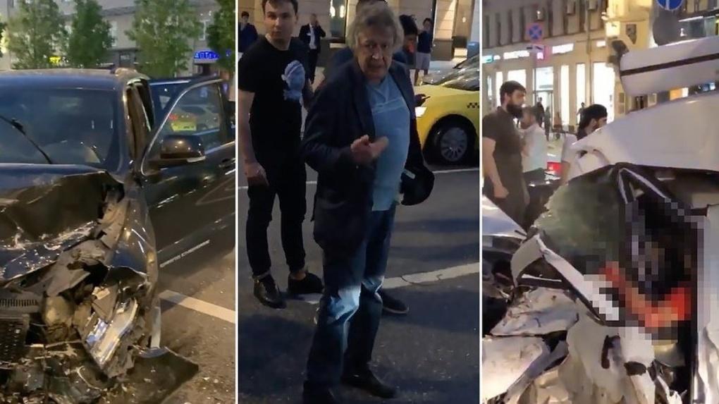 Михаилу Ефремову вызвали психиатрическую неотложку