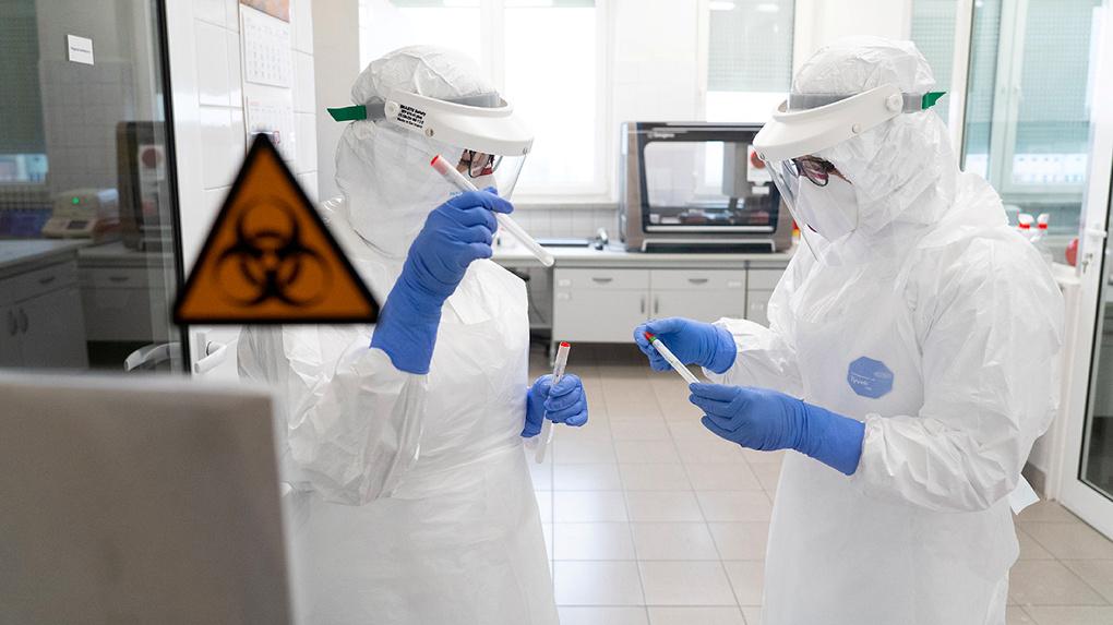В Свердловской области второй день подряд регистрируют более 300 новых заболевших коронавирусом