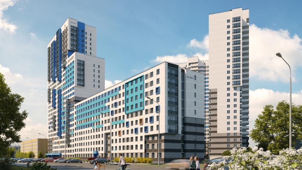 Квартиры от 59 000 рублей за «квадрат» под 0%. Крупный уральский застройщик запустил акцию «Вауметры»