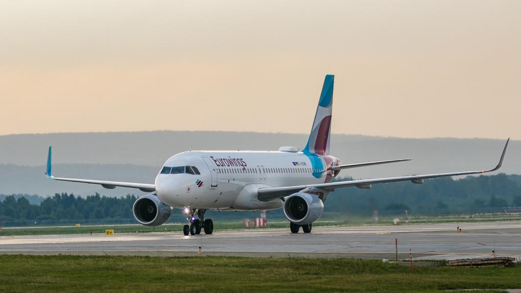 «Будут удобные стыковки и полеты по Европе»: «дочка» Lufthansa открыла рейсы из Кольцово в Дюссельдорф