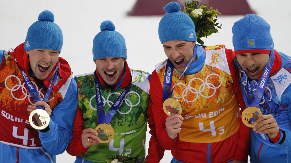 Россия лишилась первого места в медальном зачете Олимпиады-2014 в Сочи