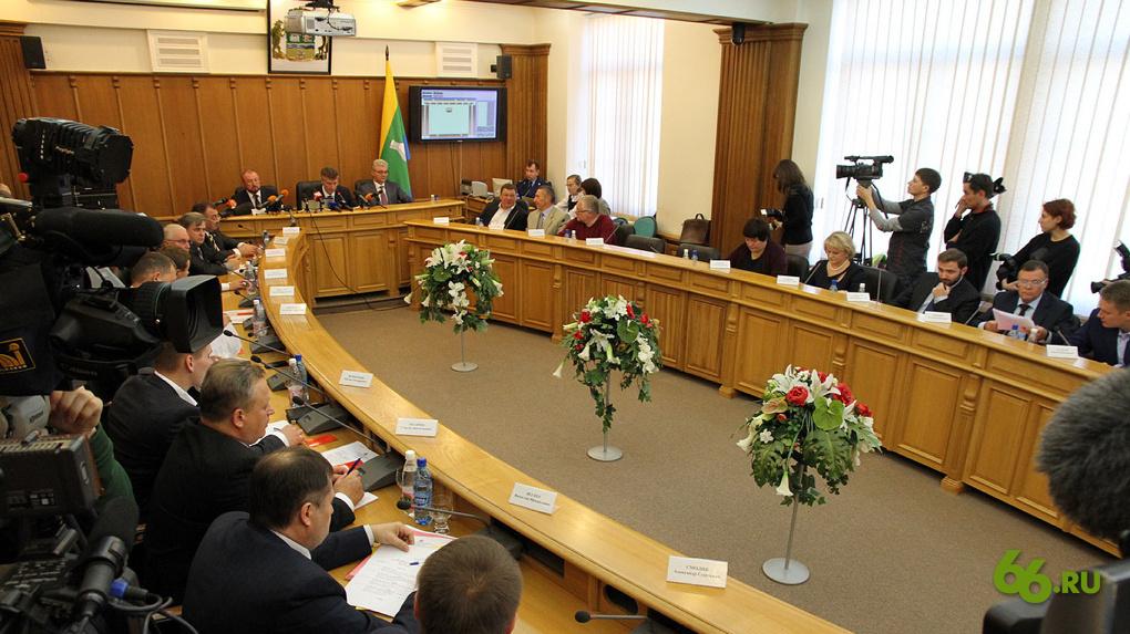 Депутаты гордумы раскрыли свои доходы. Самый богатый за год заработал 114 млн рублей