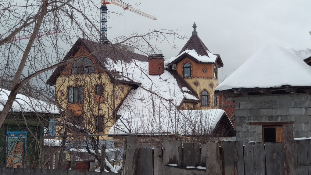 Девять кварталов Цыганского поселка у «Радуги-Парка» отдадут под высотную застройку