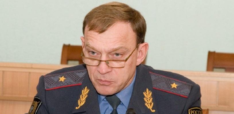 В экс-начальника УВД Екатеринбурга Бориса Тимониченко стрелял бывший подчиненный