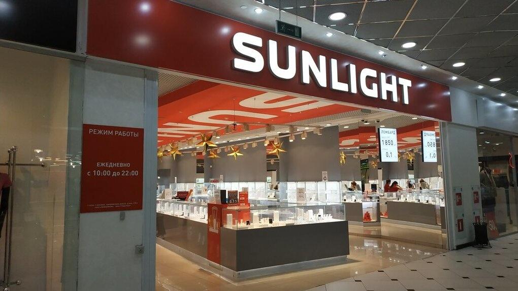 Ювелирный магазин Sunlight отказался от иска к «Гринвичу»
